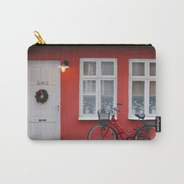 Swedish House Carry-All Pouch