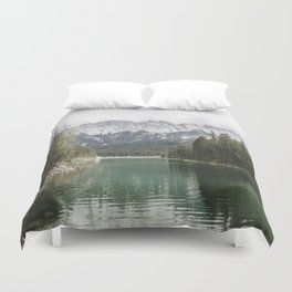 Looks like Canada - landscape photography Duvet Cover