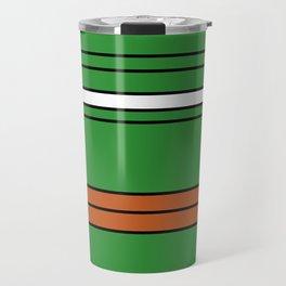 Pepe square Travel Mug