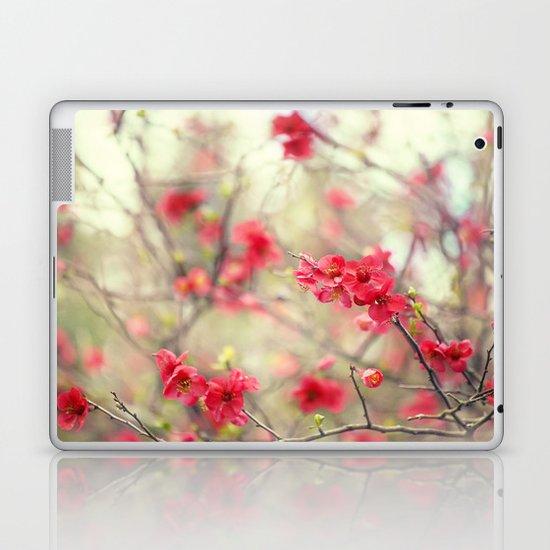 Dancing Quince Laptop & iPad Skin