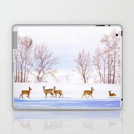 Winter's Day Laptop & iPad Skin