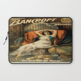 Vintage poster - Frederick Bancroft, Prince of Magicians Laptop Sleeve