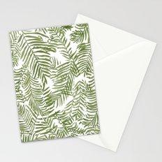 Areca Palm Pattern Stationery Cards