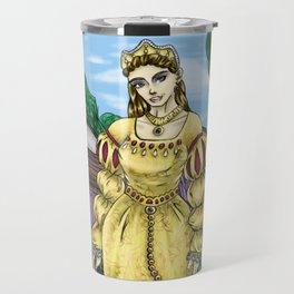 Ann Boleyn Final Travel Mug