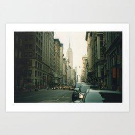 new york city.  Art Print