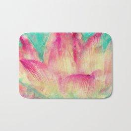 Lotus blossom Bath Mat
