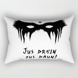 Blood Must Have Blood (Trigedasleng) Rectangular Pillow