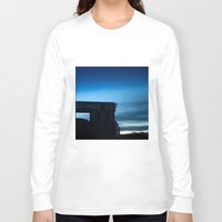rio Long Sleeve T-shirts featuring Rio Grande by Andrew C. Kurcan