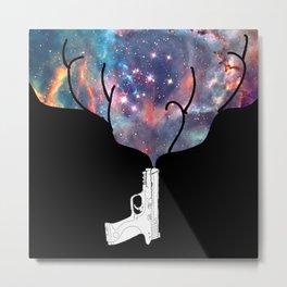 Big Bang // Color Metal Print