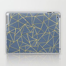 Ab Out Double R Navy Laptop & iPad Skin
