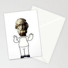 HOMER simpson Stationery Cards