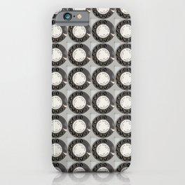 Die DDR Telefon Collage iPhone Case