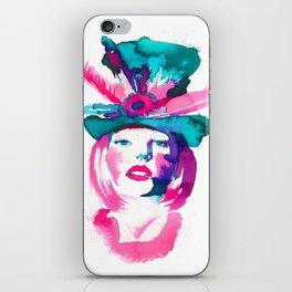 Starlette iPhone Skin