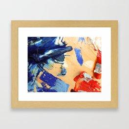 Pallet #2 Framed Art Print
