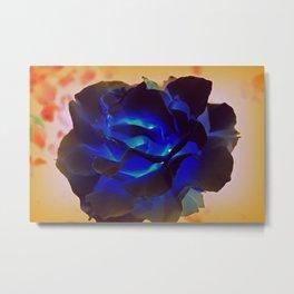 Blue Noon Metal Print