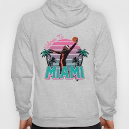 "The Victrs ""Welcome To Miami"" South Beach Hoody"