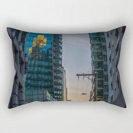 Backalley Reflections Rectangular Pillow