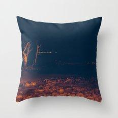 Andilana Night Throw Pillow