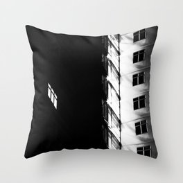 All But One Throw Pillow