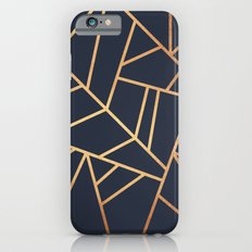 Copper and Midnight Navy Slim Case iPhone 6