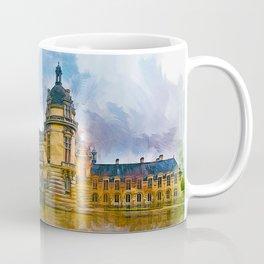 Château de Chantilly Coffee Mug