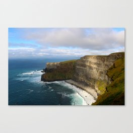 Cliffs of Mohr Canvas Print