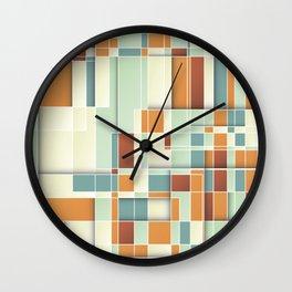 Atech II Wall Clock