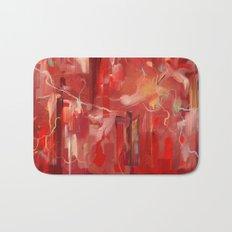 Red Carpet Bath Mat