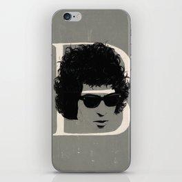B is for Bob iPhone Skin