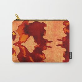 Stain Rorschach Carry-All Pouch