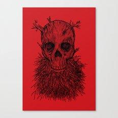The Lumbermancer Canvas Print