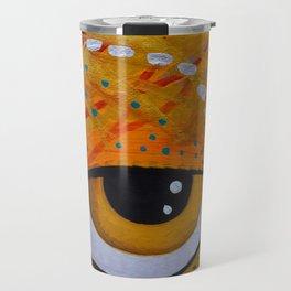 Water in mars Travel Mug