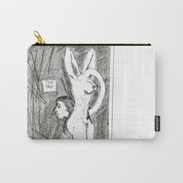 Fake past Carry-All Pouch