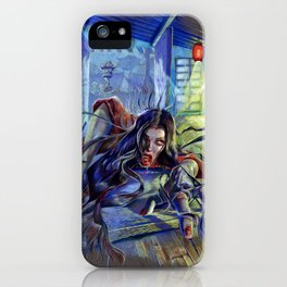 Lady Enmity iPhone Case