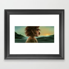 Dawn Framed Art Print