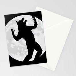 Lunar Lycan Stationery Cards