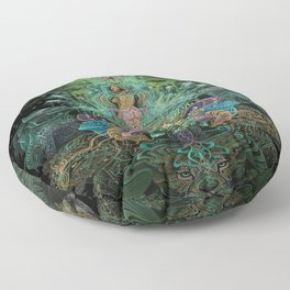 Visions Floor Pillow