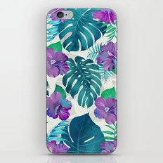 My Tropical Garden 20 iPhone Skin