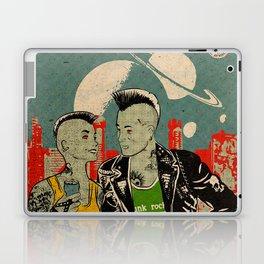 Alien Punks Laptop & iPad Skin