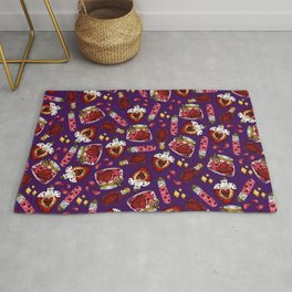 Witchy Love Potion II Rug