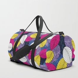 Let the Leaves Fall Duffle Bag