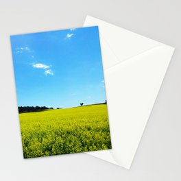 Canola Stationery Cards