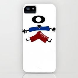 Fashion Prince / 패션 왕자 (colour) iPhone Case