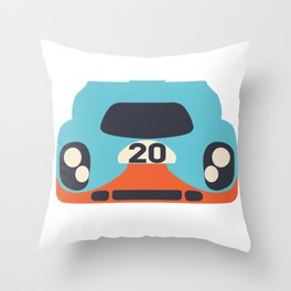 Le Mans Throw Pillow