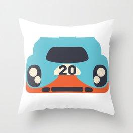 Le Mans Throw Pillow