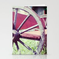 rustic Stationery Cards featuring Rustic by IDoPapion
