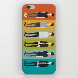 Tegan and Sara: Sara collection iPhone Skin
