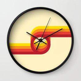 Funkadelic Twist Wall Clock