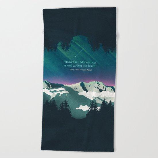 Heaven Sent Beach Towel