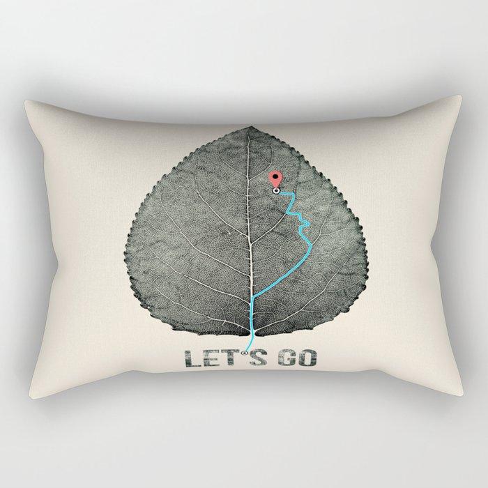 wildcity Rectangular Pillow